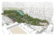 公園計画CG