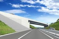 道路計画橋梁CG