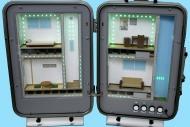 住宅換気システム営業用持運び型模型
