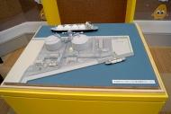 石狩LNG展示模型