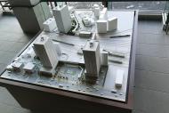 JR苗穂駅再開発展示模型