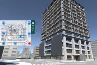 高齢者向け住宅外観3DViewer