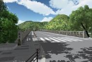 現況橋梁再現3DViewer