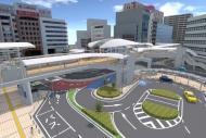 駅前計画検討3DViewer